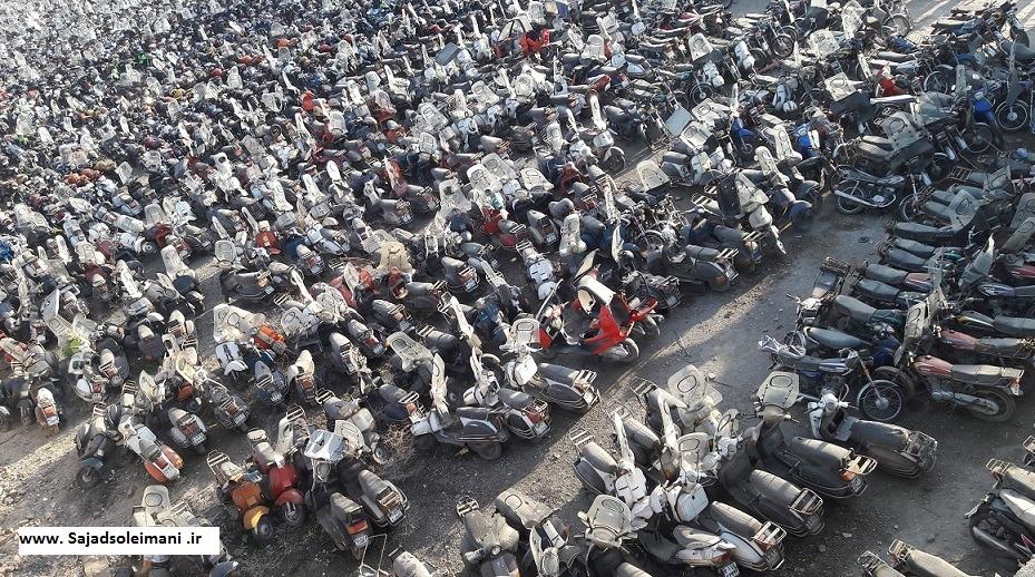 پارکینگ موتورسیکلت - Copy